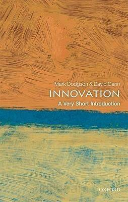 Innovation: A Very Short Introduction by Mark Dodgson