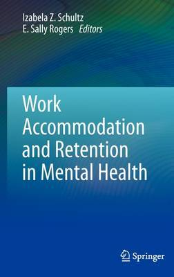Work Accommodation and Retention in Mental Health image