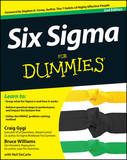 Six Sigma For Dummies by Craig Gygi