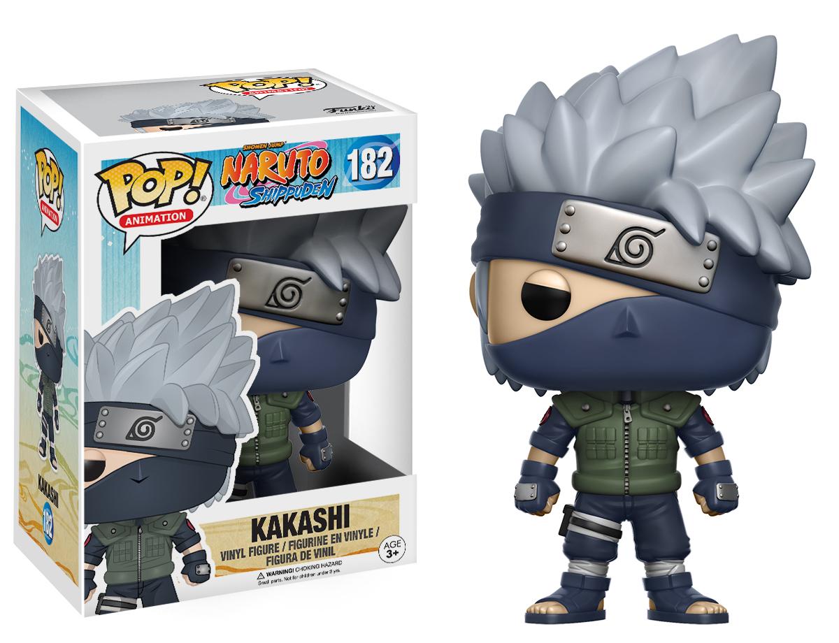 Naruto - Kakashi Pop! Vinyl Figure image