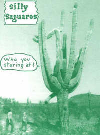 Silly Saguaros by Frank Moore image