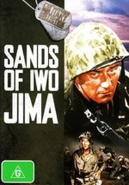 Sands of Iwo Jima (Repackaged) on DVD image