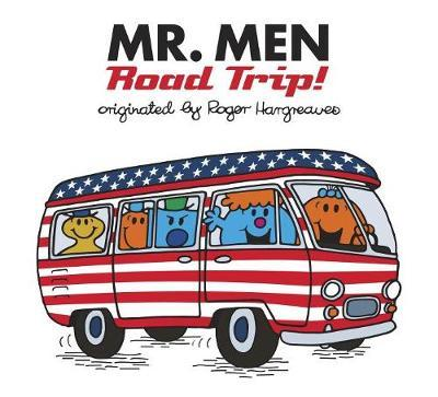 Mr. Men by Adam Hargreaves