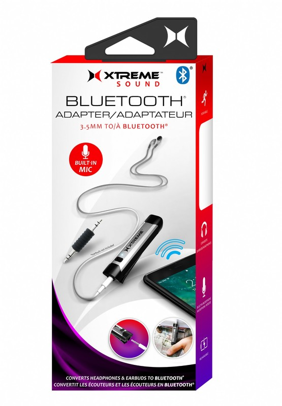 Xtreme: Bluetooth Receiver