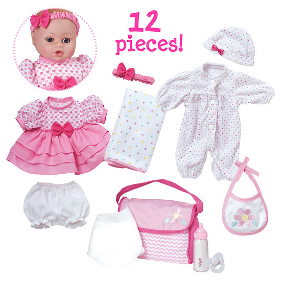 Adora: Playtime Baby - Doll Gift Set