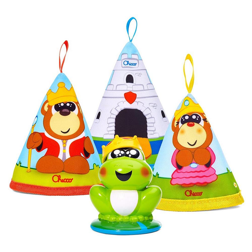 Chicco: Teddy Bear Surprise Cones image