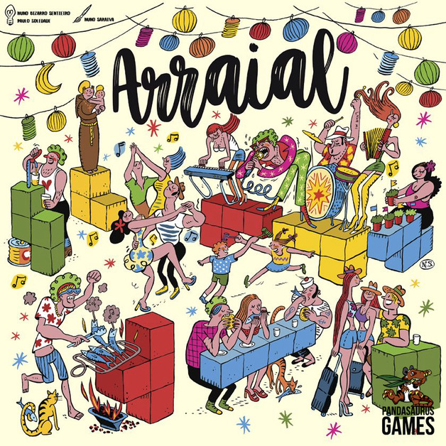 Arraial - Board Game