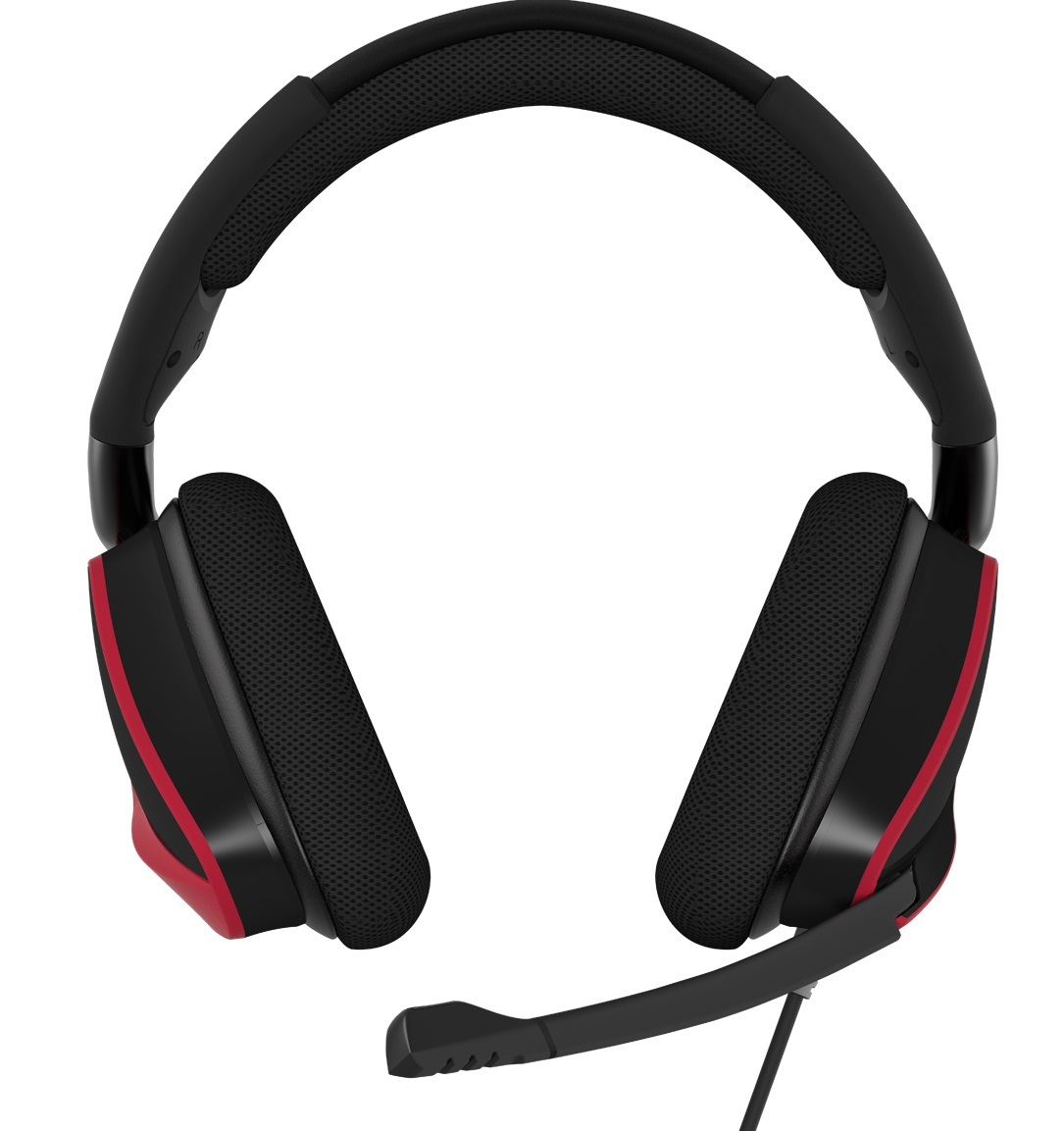 Corsair Void Elite Surround Gaming Headset (Red) for PC image
