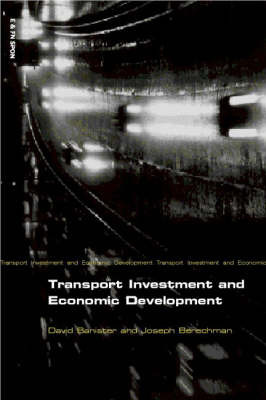 Transport Investment and Economic Development by David Banister image