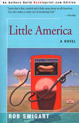 Little America by Rob Swigart image