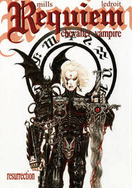 Requiem Vampire Knight: v.1 by Pat Mills