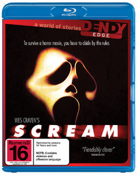 Scream (Wes Craven's) on Blu-ray