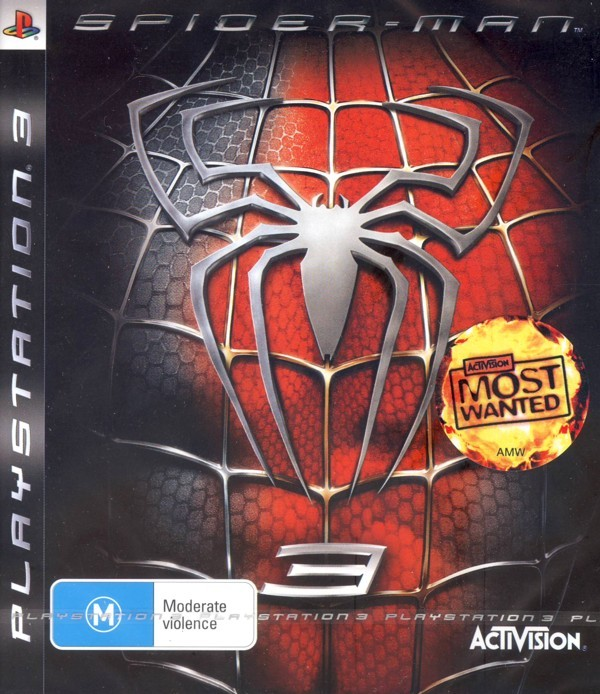 Spider-Man 3 for PS3