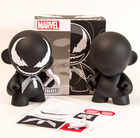 "Marvel Mini Munny 4"" Venom Vinyl Figure"