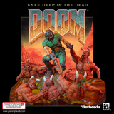 DOOM: Knee Deep In the Dead Diorama