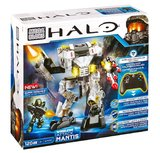 Mega Bloks Halo: RC Attack Mantis Lights and Sounds Vehicle