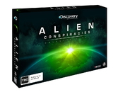 Alien Conspiracies - Collector's Set on DVD