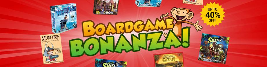 Board game sale