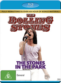 Rolling Stones In The Park - Special Edition on Blu-ray