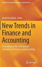 New Trends in Finance and Accounting