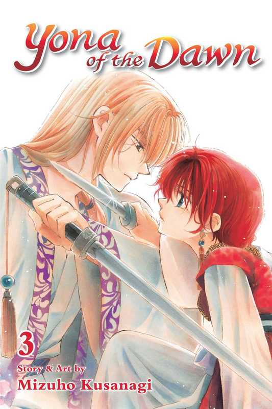 Yona of the Dawn, Vol. 3 by Mizuho Kusanagi
