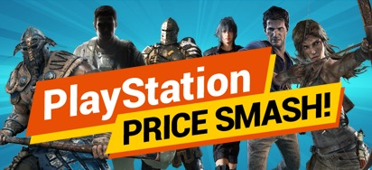 PlayStation Price Smash