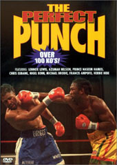 The Perfect Punch on DVD