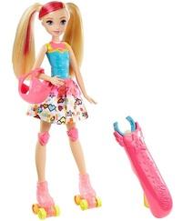 Barbie: Video Game - Light-up Skates Doll