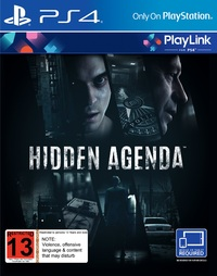 Hidden Agenda for PS4