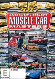 2017 Australian Muscle Car Masters Highlights on DVD