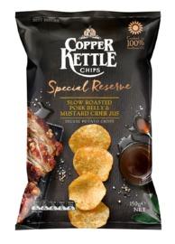 Copper Kettle: Special Reserve - Slow Roasted Pork Belly & Mustard Cider Jus (150g)