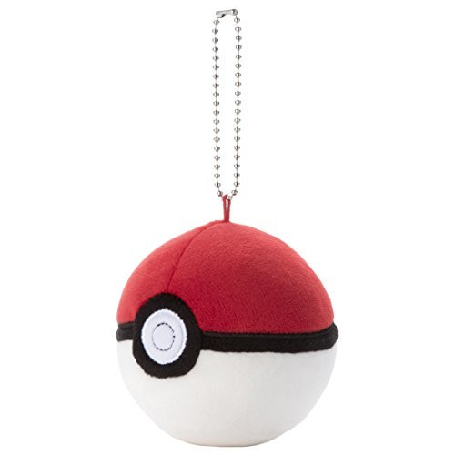Pokemon: Mochi-Mochi Mascot Charm (Pokeball)