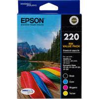 Epson: DURABrite Ultra 220 Ink Cartridge Pack image
