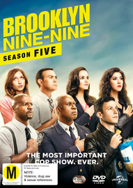 Brooklyn Nine-Nine: Season 5 on DVD
