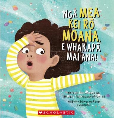 Nga mea kei ro Moana e whakapa mai ana! by Linda,Jane Keegan