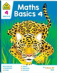 School Zone: I Know It! - Maths Basics 4