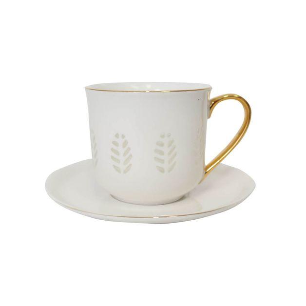 Splosh: Full Bloom Tea Cup