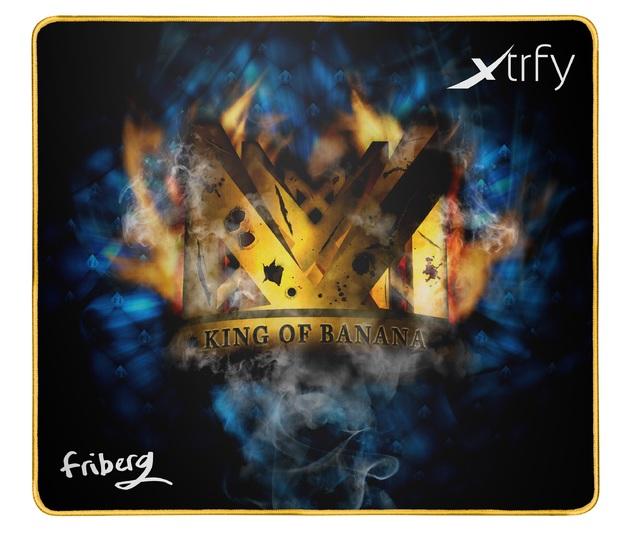 XTRFY XTP1 Gaming Mousepad - Large Friberg for PC