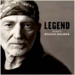 Legend: The Very Best Of Willie Nelson by Willie Nelson