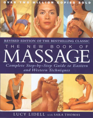 The New Book Of Massage by Lucinda Lidell image