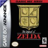 Classic NES Series: The Legend of Zelda for Game Boy Advance
