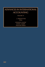 Advances in International Accounting: Volume 14