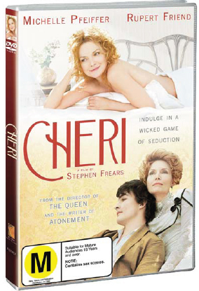 Cheri on DVD image