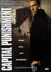 Capital Punishment on DVD