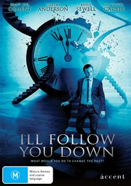 I'll Follow You Down on DVD