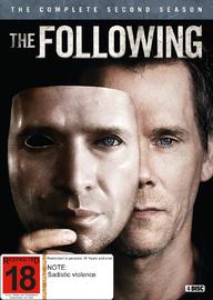 The Following Season 2 on DVD