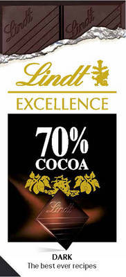 Lindt Chocolate Bar Book image
