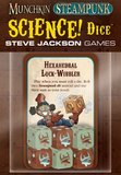 Munchkin: Steampunk - Science Dice