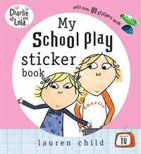 My School Play Sticker Book image