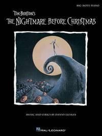 Tim Burton's the Nightmare Before Christmas by Danny Elfman
